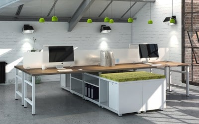 Balance in an Open Office