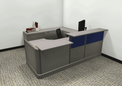 Reception Station Visual