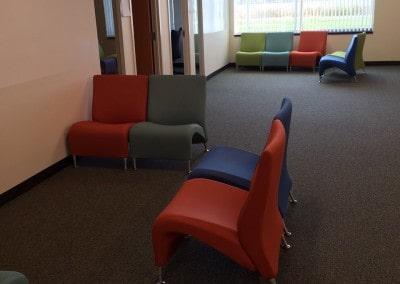 Lush Lounge Seating Collaborative Seating