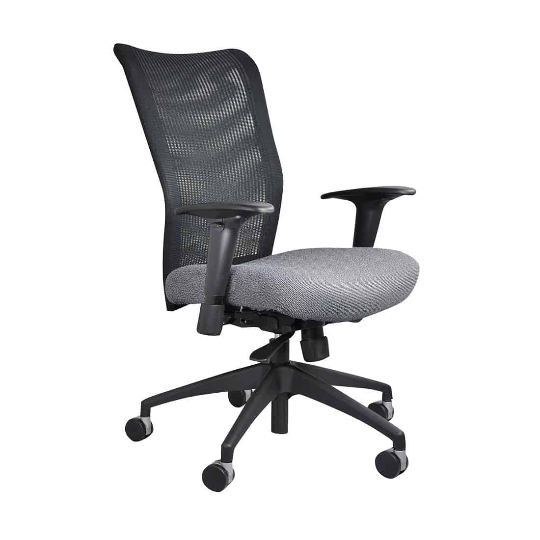Buzz Melo Mesh High Back Task Chair Boston Fire Code Chairs and CAL133
