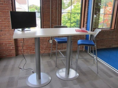 Collaborative table, Waltham MA