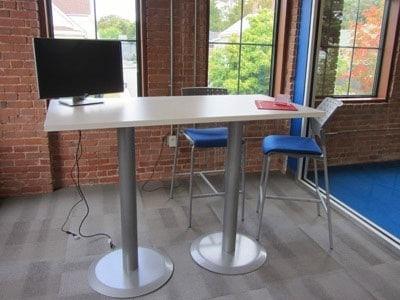 Collaborative table, Waltham MA