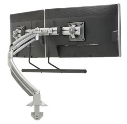Apex Sym AD2D – Dual monitor grommet clamp