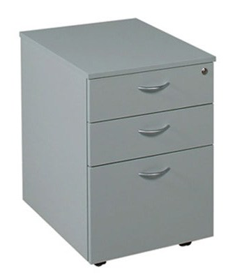 Partsco Box/Box/File mobile pedestal