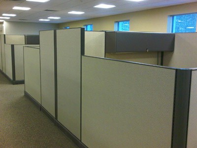 cubicles, Boston, MA