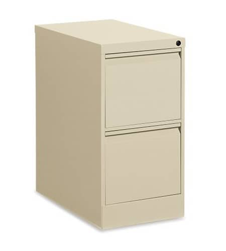 File/File Pedestal 15w x 22.625d x 27.625h dessert putty Office Predestals