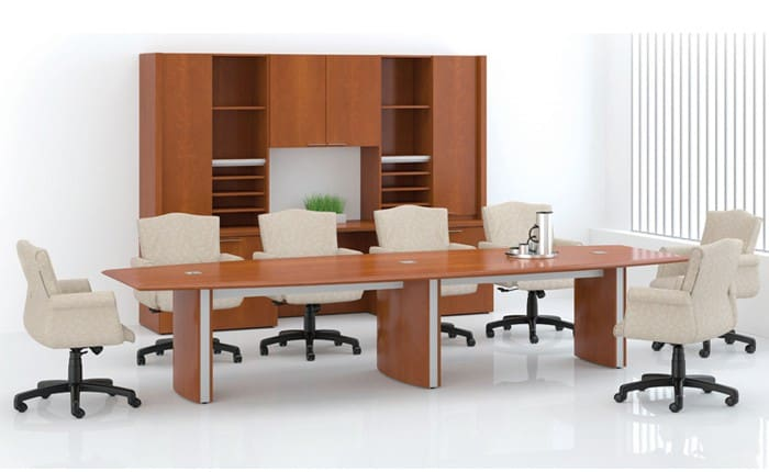 "Paoli Rectangular 168""x54"" Conference Table"