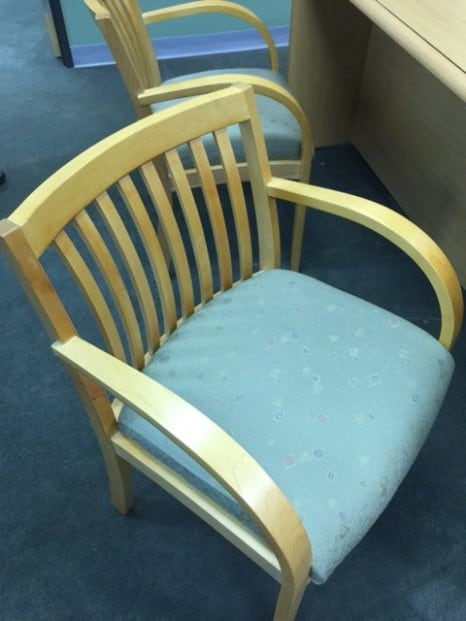 Used Guest Chairs, Office Furniture