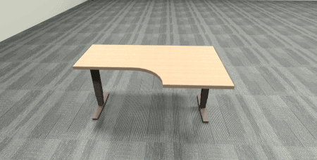 Pre-Owned Height Adjustable Desk