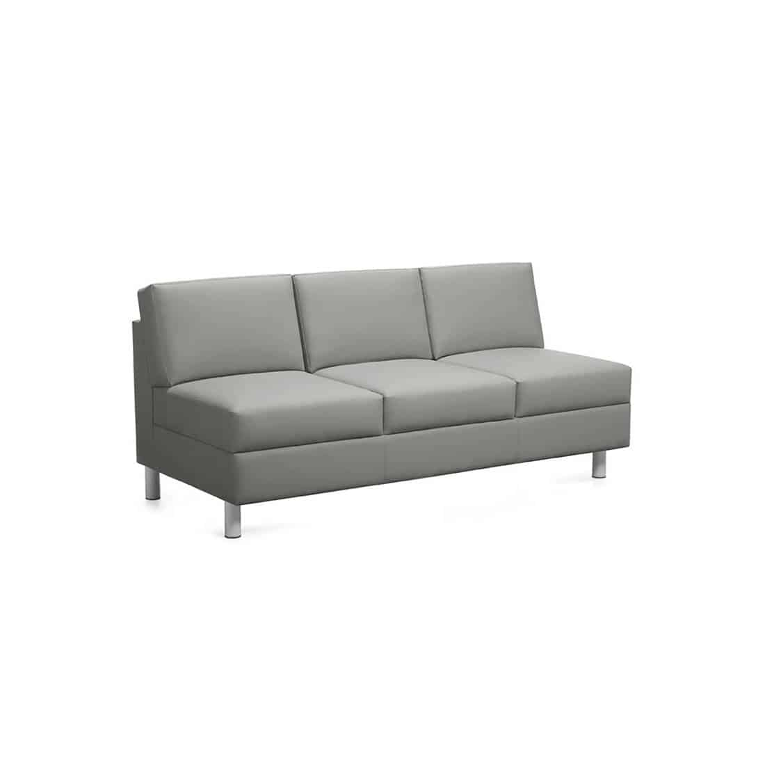 Global Citi 3 Seater- Reception Sofa