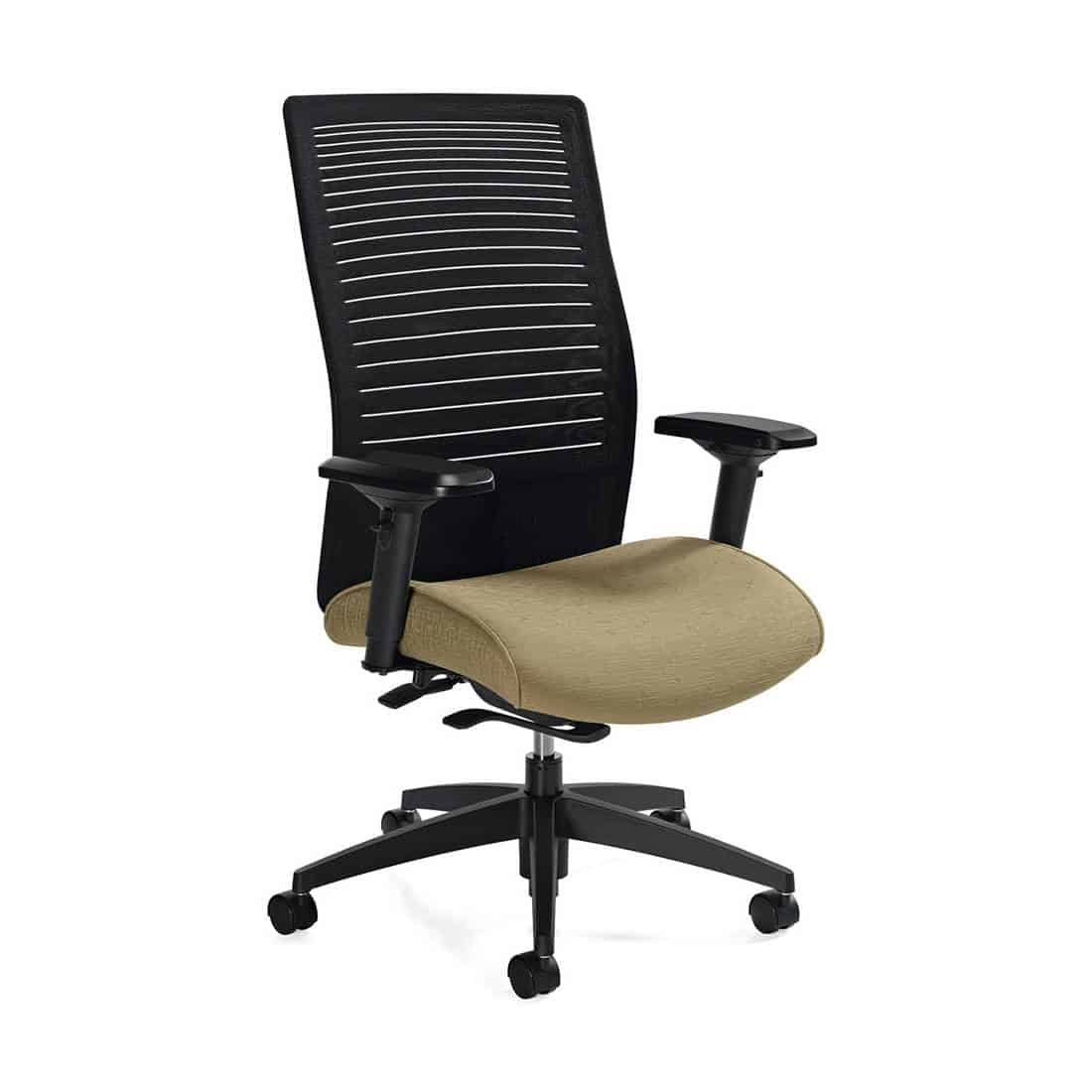 Global Loover Desk Chair Joyce Contract Interiors