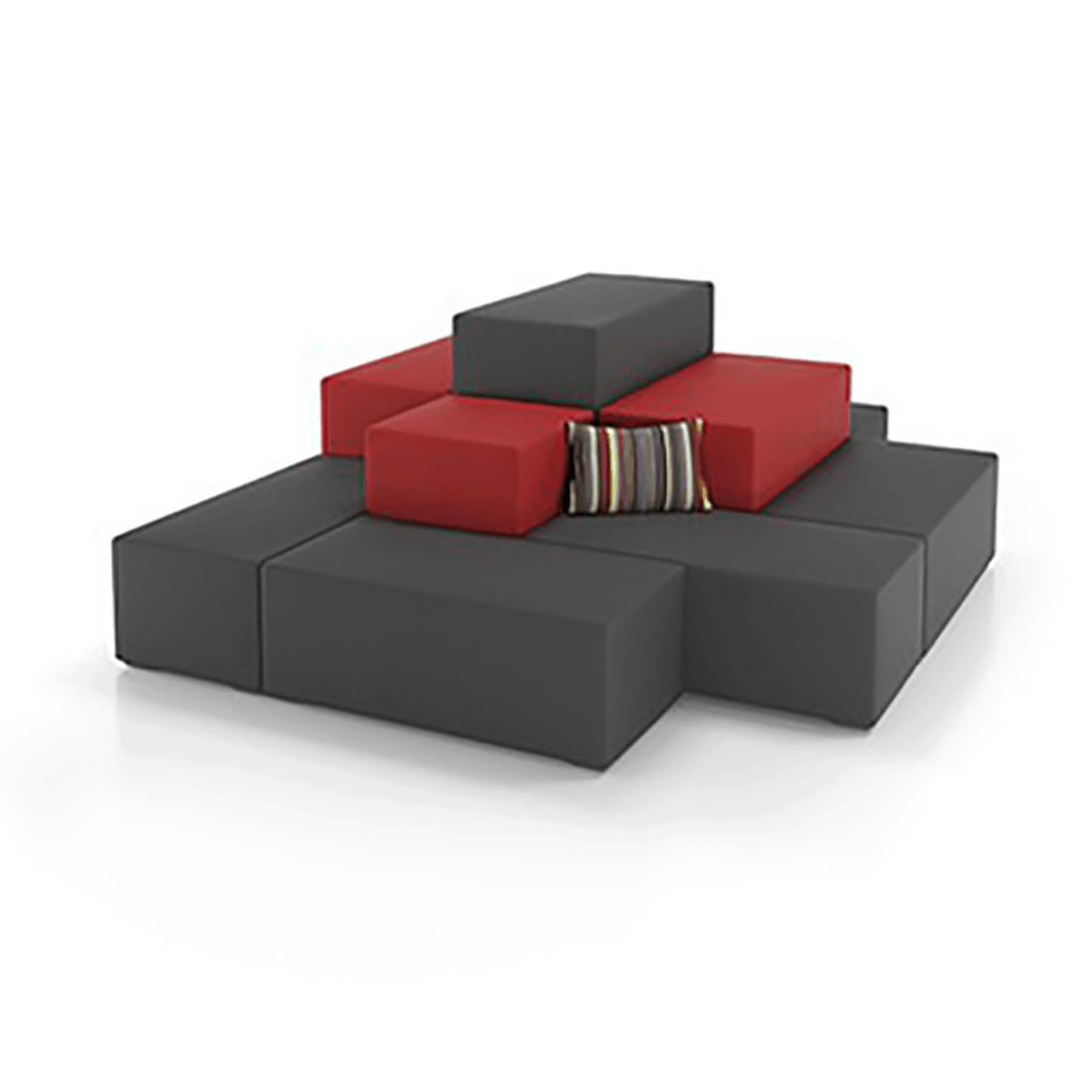 Artopex-Tiered Lounge Seating