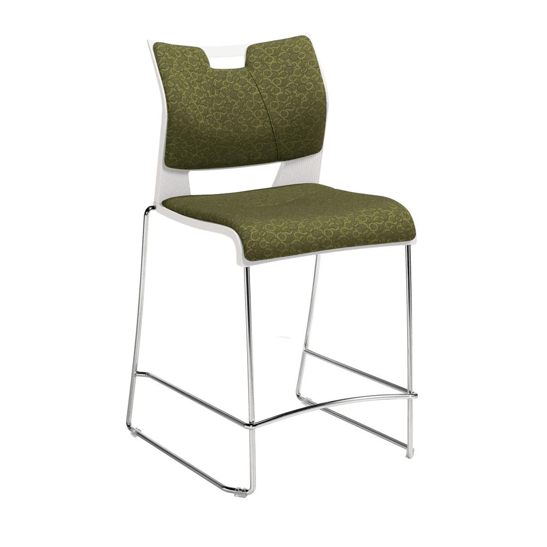 Global Duet Fabric Armless 20.75Wx23.5D×39.5H
