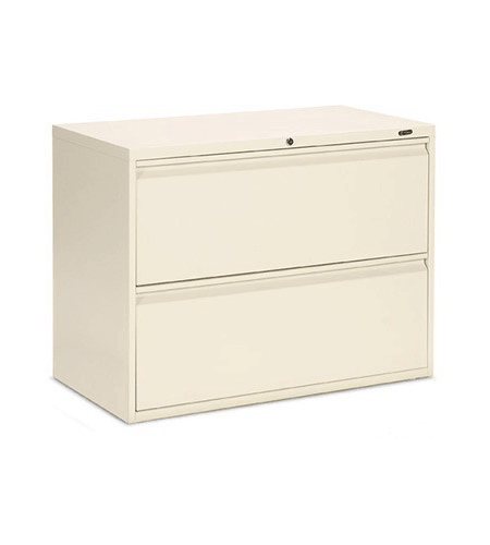 Lateral Files & Storage Office Storage fixed front lateral file drawers