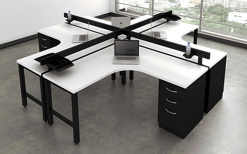Desking and Benching Systems: The Fundamentals