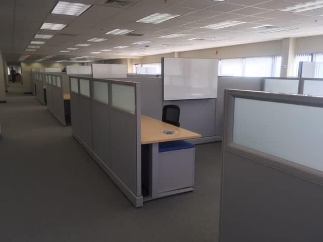 Height adjustable workstations, Office design