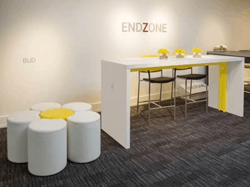 Office Cubicle Workstations open high and low wall collaborative ancillary furniture table chair