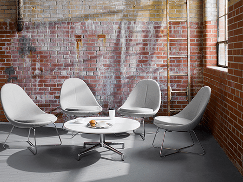 Collaborative Ancilliary Areas lounge chair contemporary seating conference chair work chairs