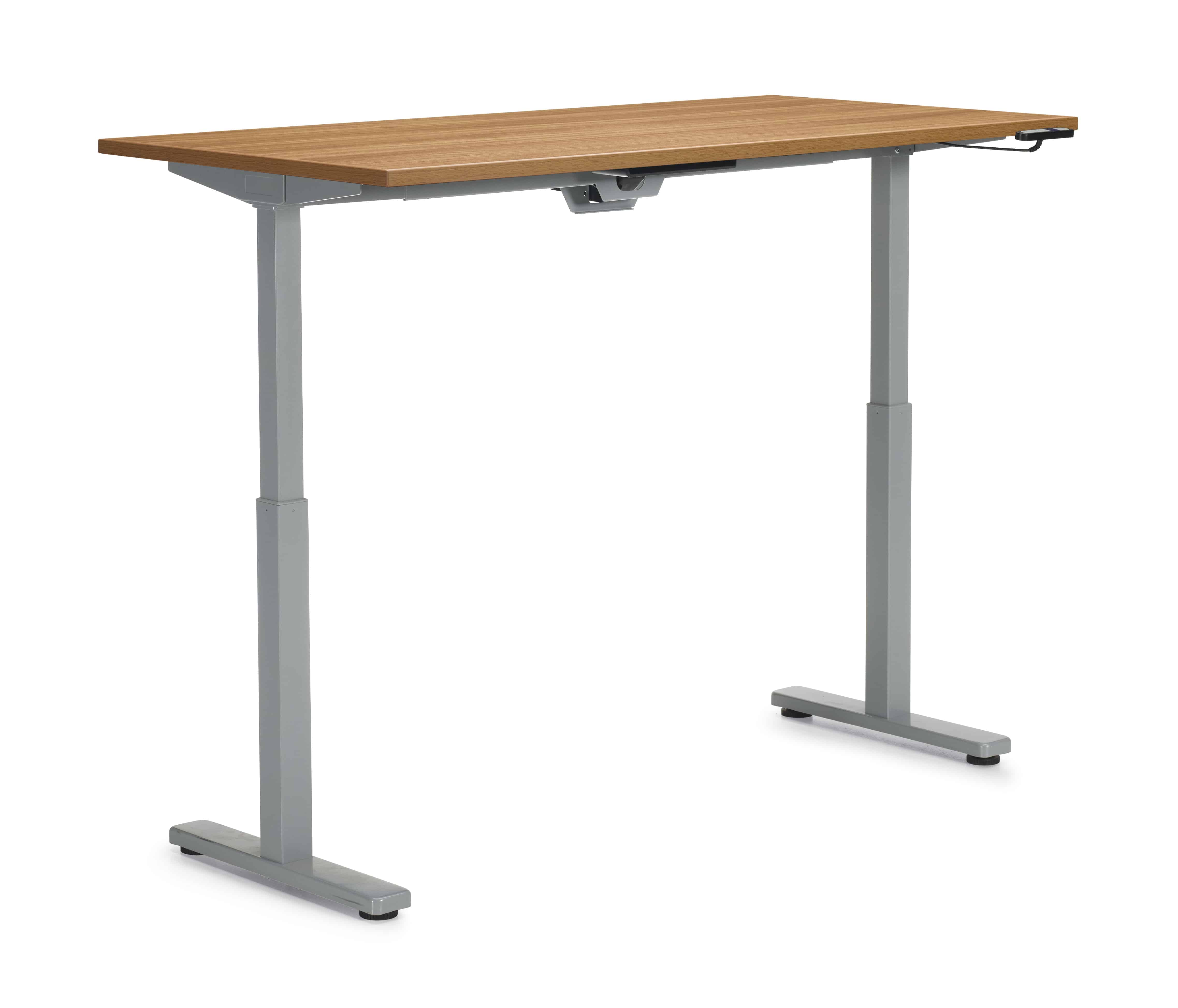 Height adjustable table 30