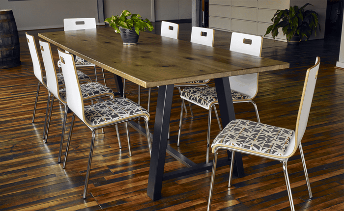 "KFI Midtown 96""x42"" Conference Table"