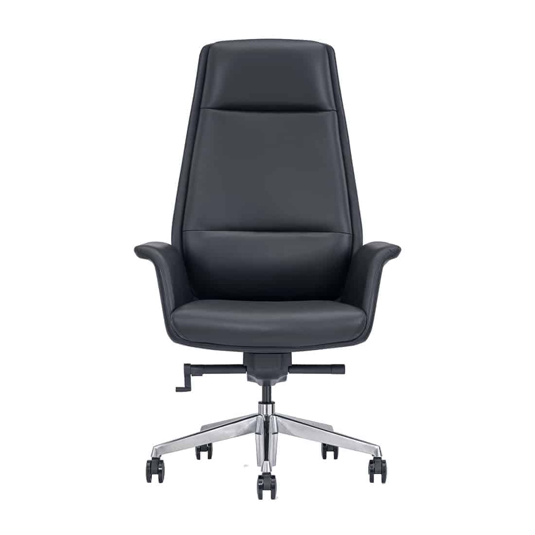 Buzz Seating Highback Leather Office Chair