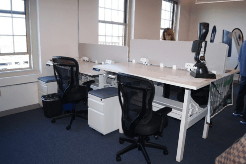 Office furniture purchasing - buying chairs and workstations for a start-up office