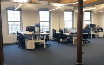 Office Design Case Study: Horsepower Technologies