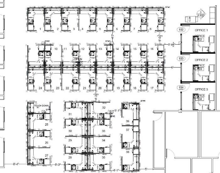 Brooks Automation proposed design