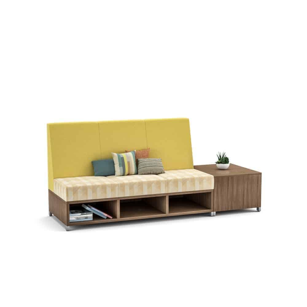 AIS LB Lounge 3 Seater