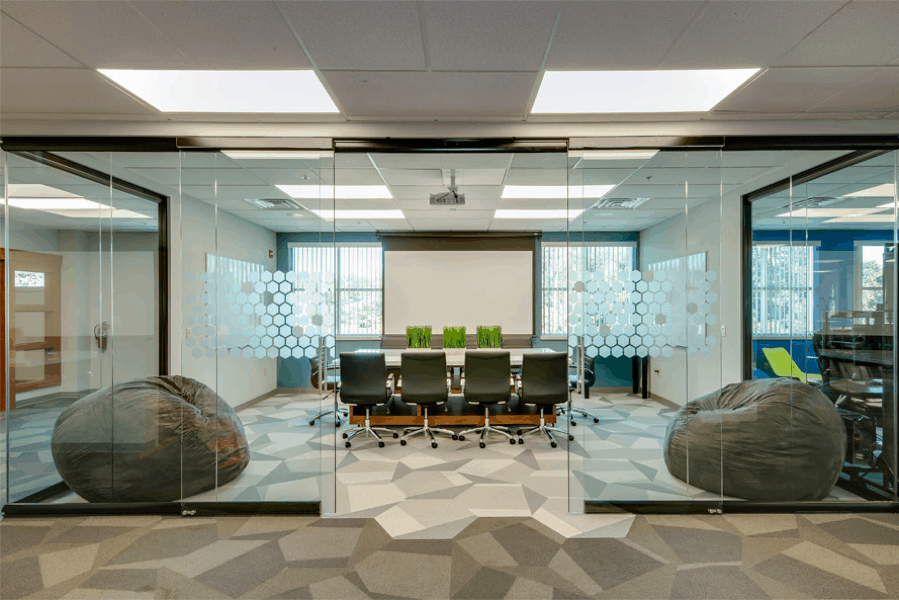 Break it Up: Inventive Ways to Divide Your Office Space