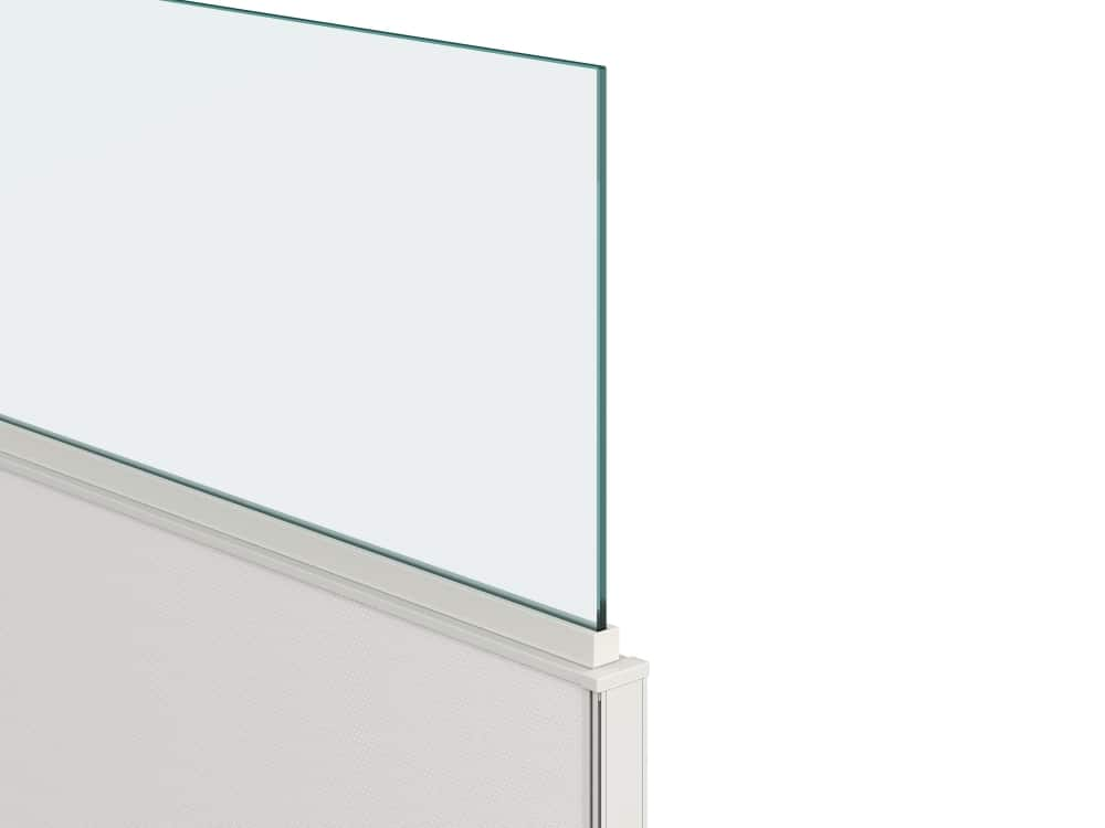 Plexiglas Desk Divider