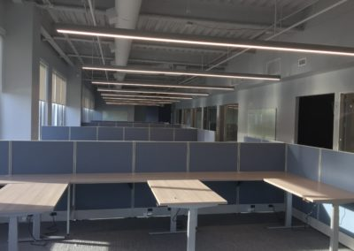 Workstations with 50H Fabric
