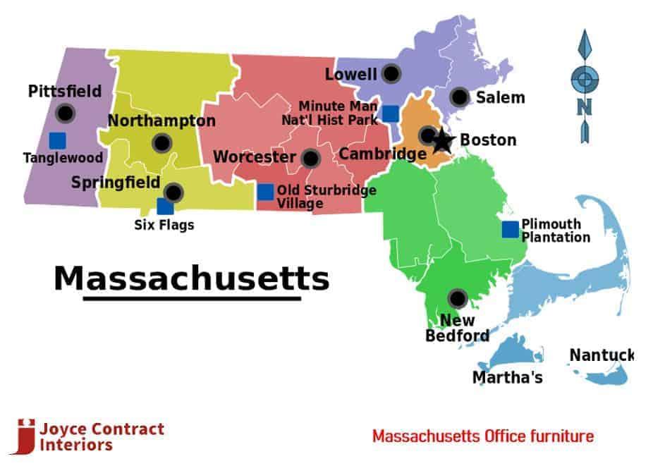 Massachusetts office furniture