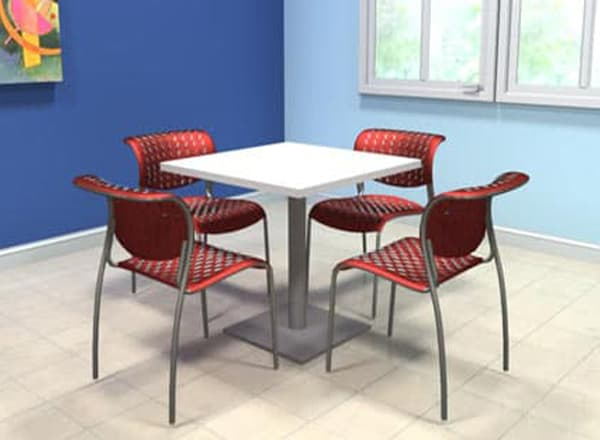 Cafeteria table - Joyce Contract Interiors