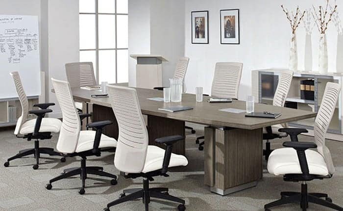 Conference room table - Joyce Contract Interiors