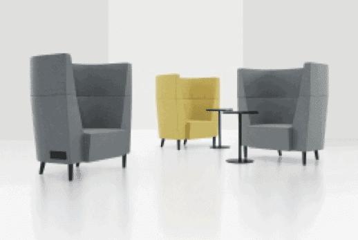 Office reception area furniture - Joyce Contract Interiors