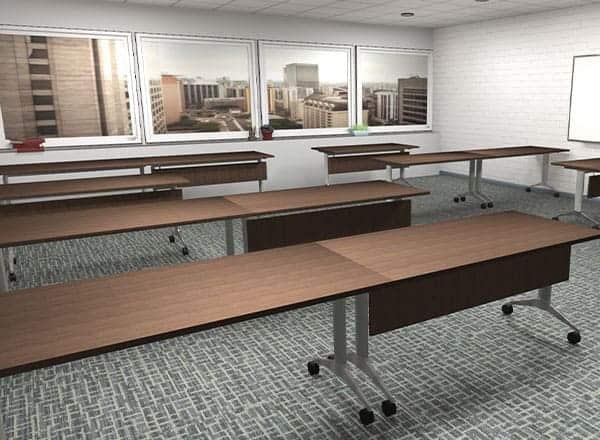 Training room table - Joyce Contract Interiors